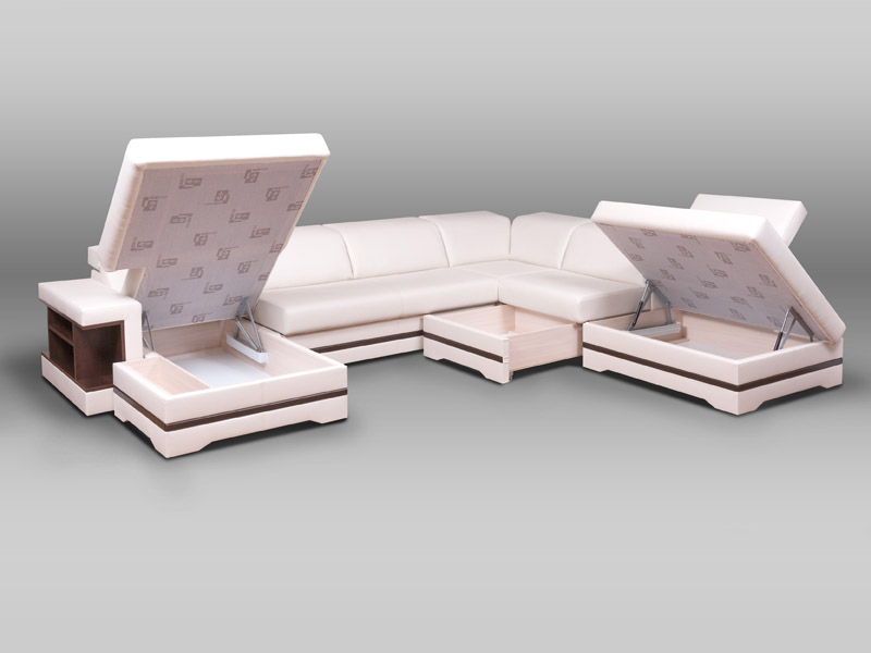 модульный диван на кухню