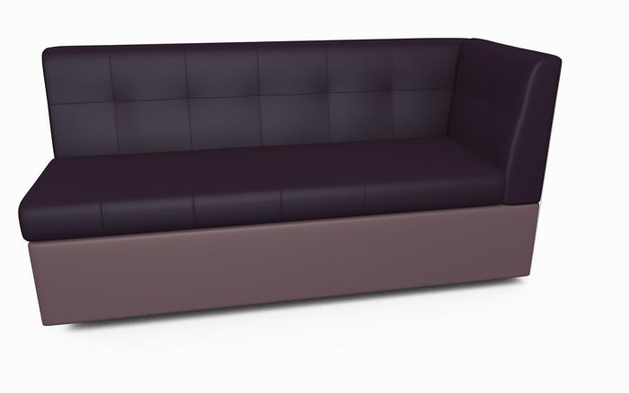 диван со спальным механизмом дельфин, боковой спинкой