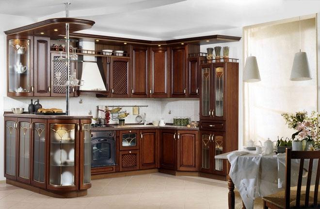 класическая кухня