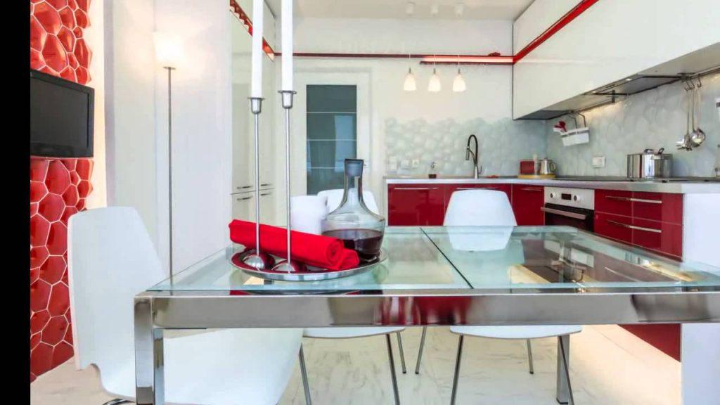 дизайн кухни 13 кв.м