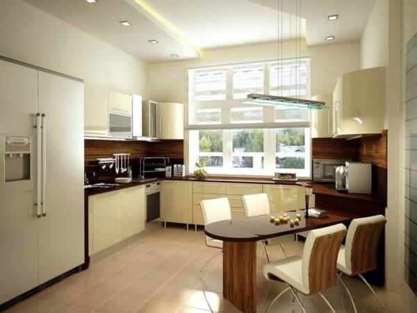 кухня 10 кв. метров