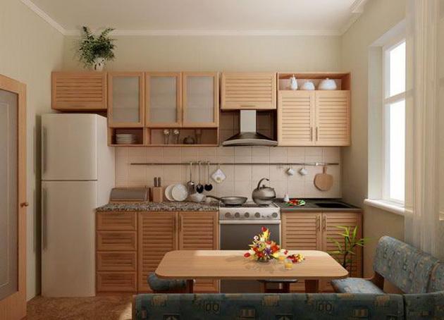 кухня 3 на 3