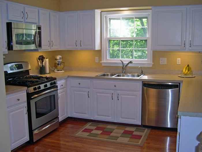 полы на кухне 3 на 3