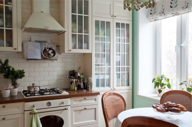 прованс на кухне 3 на 3