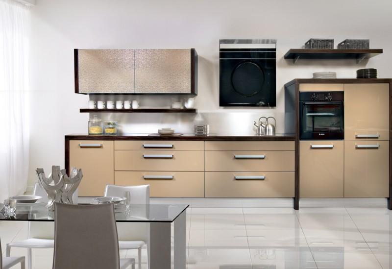 модерн на кухне 3 на 3