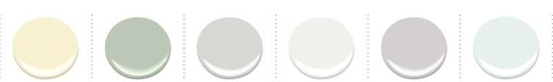 цвета для кухни в скандинавском стиле