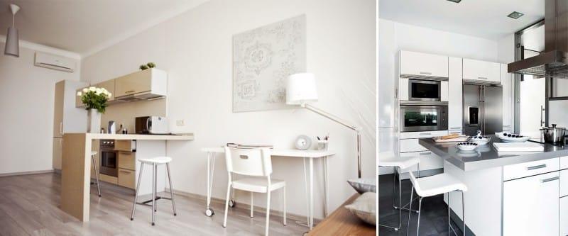обеденные стулья в стиле минимализм