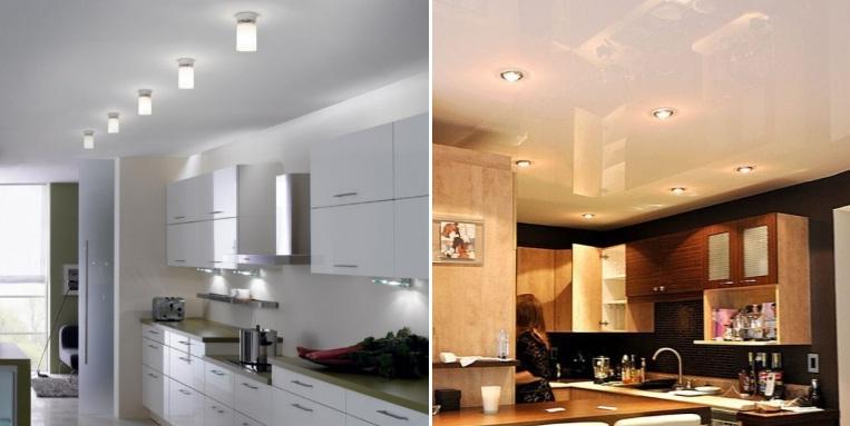 Как сделать потолок на кухне отзывы 714