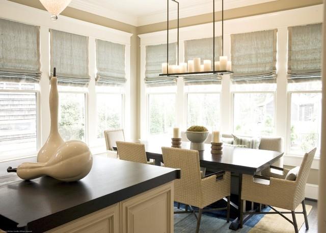 рулонные шторы для кухни 2017