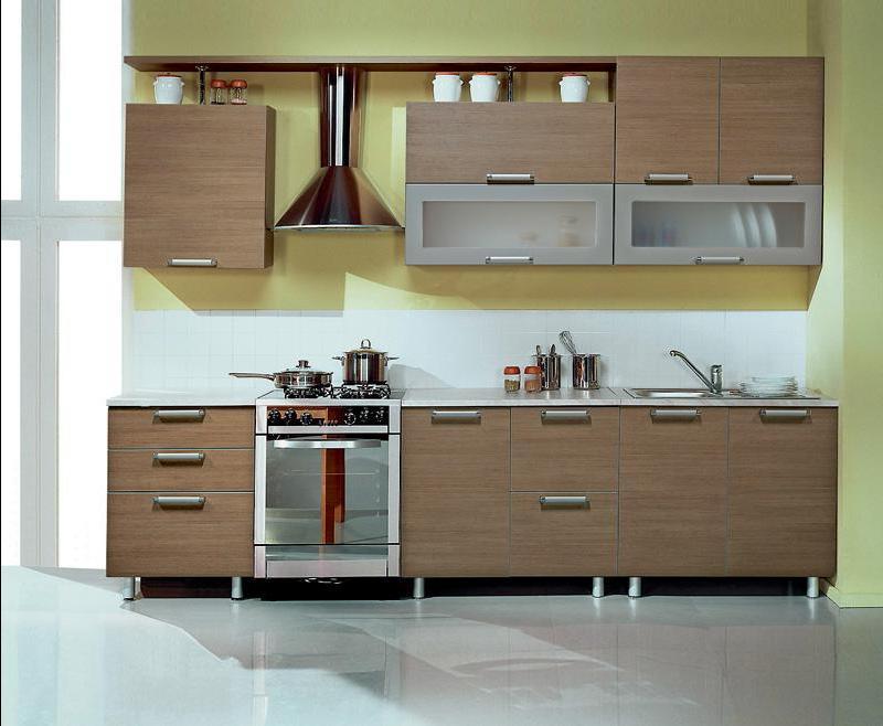 Кухня классика прямая дизайн фото 3 метра