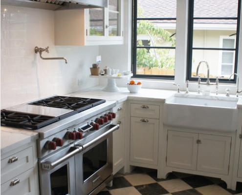 полы на кухне 2 на 3 метра