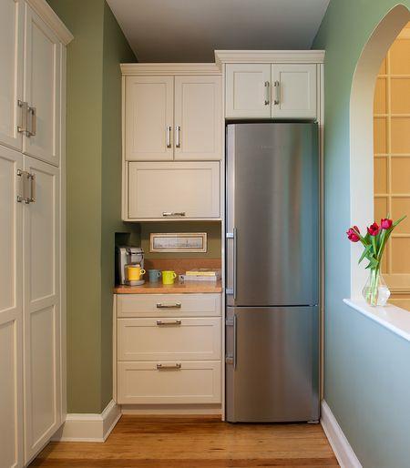 гарнитур на кухне 2 на 3 метра