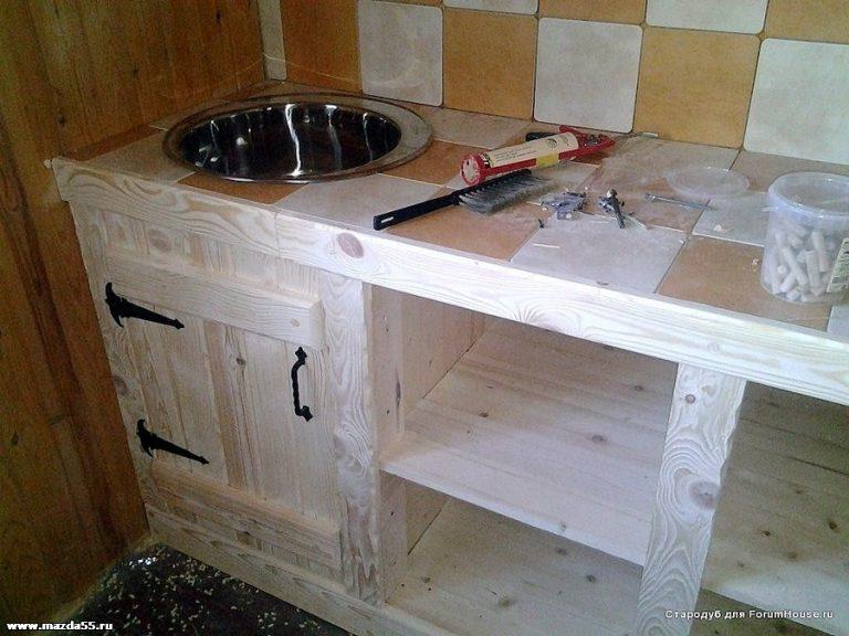 Как сделать кухню своими руками пошаговая