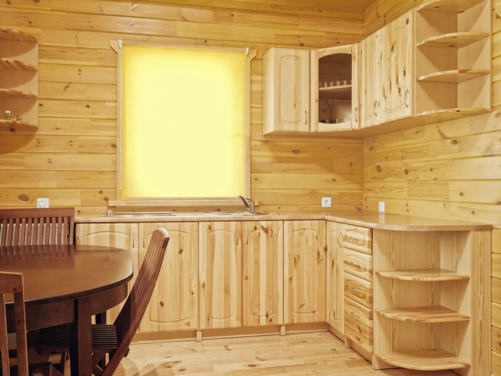 Деревянные фасады для кухни своими руками
