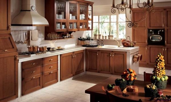 Стили кухни: какие бывают виды