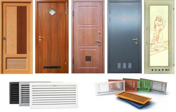 Как выбрать двери для ванной и туалета учитывая особенности этих помещений