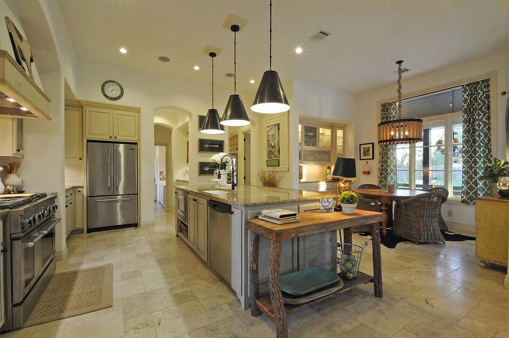 люстры для кухни прованс